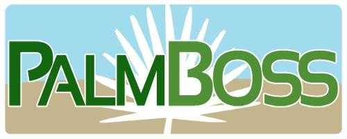 PalmBoss Logo